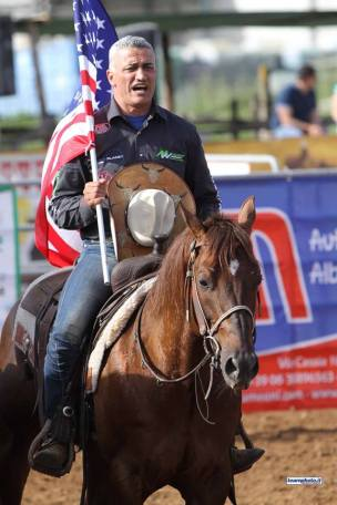 Great_Heartacre_Barone_Quarter_Horse_Stallion_Team_Penning_Sterbini_Flag